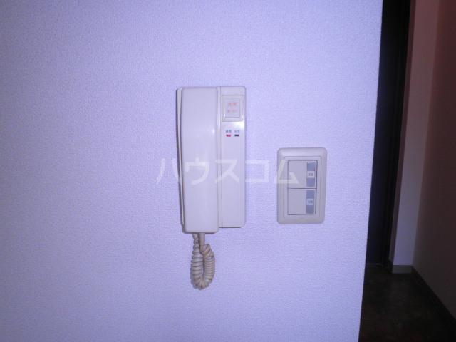 セントエルモ高石 402号室のセキュリティ