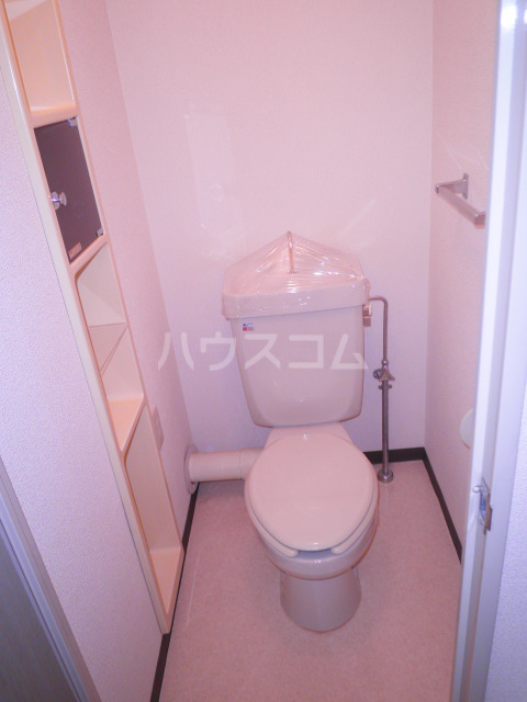 セントエルモ高石 402号室のトイレ