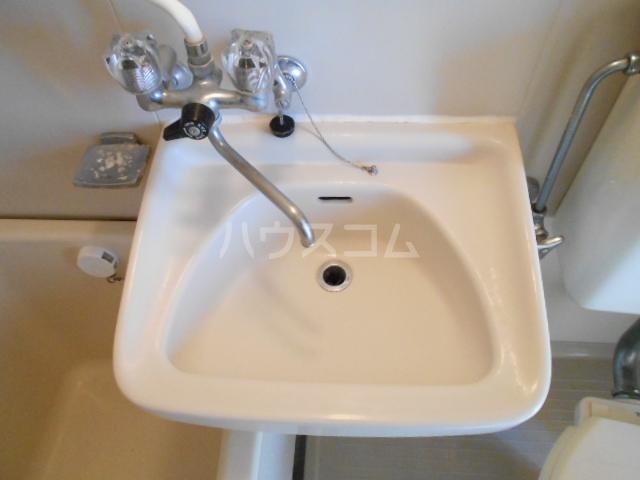 マ・シャンブル大野 203号室の洗面所