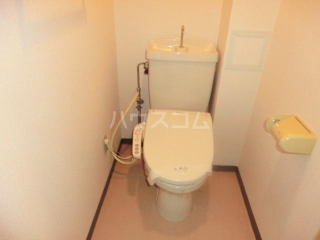 ルミエール千代田 302号室のトイレ