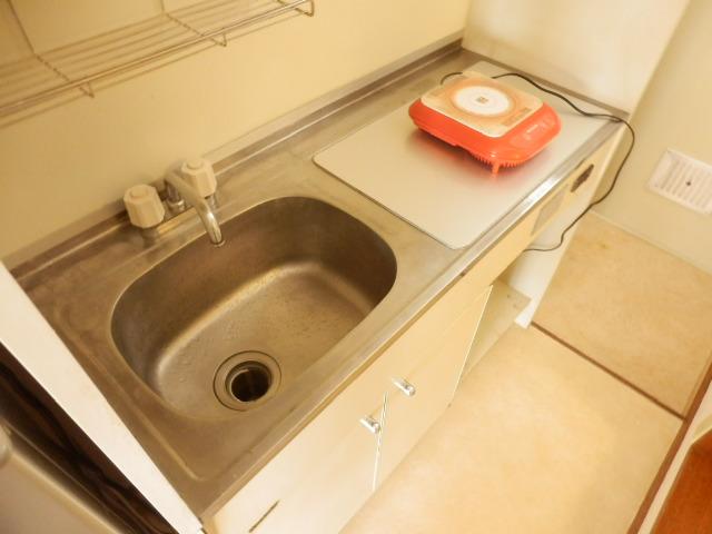 ヴィラ国立 202号室のキッチン