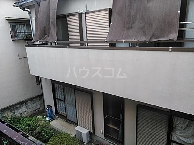 吉田荘 202号室の景色