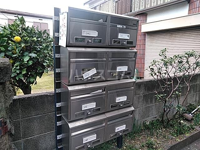 吉田荘 202号室のセキュリティ