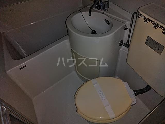 吉田荘 202号室の風呂