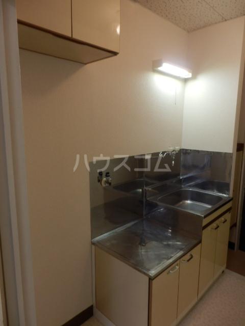 フラット1124 105号室のキッチン