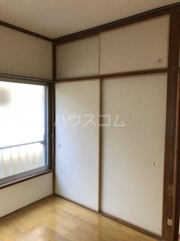 清水アパート 101号室の居室