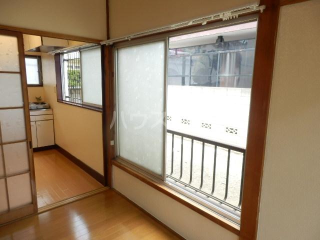 第2コーポラス三田 103号室の景色