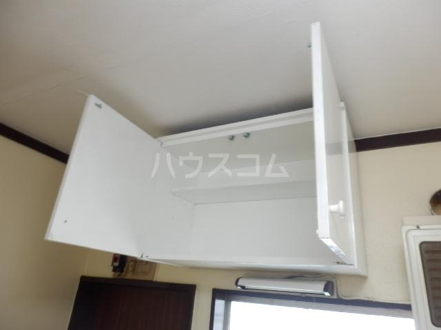 第2コーポラス三田 206号室の設備