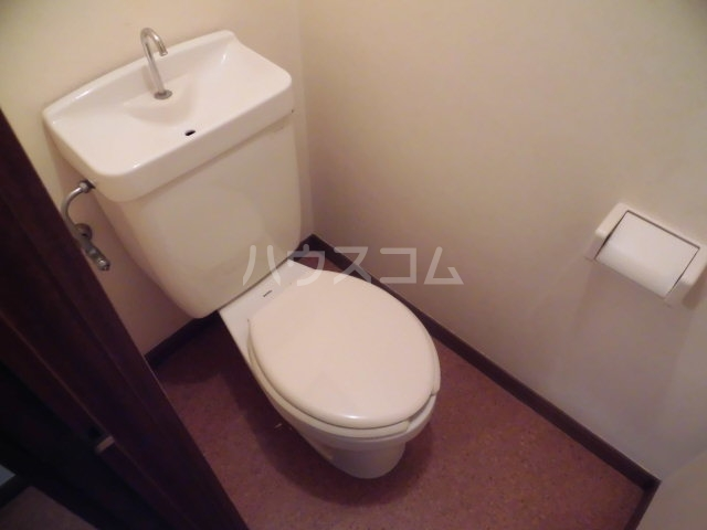ジョイコーポ国立 101号室のトイレ