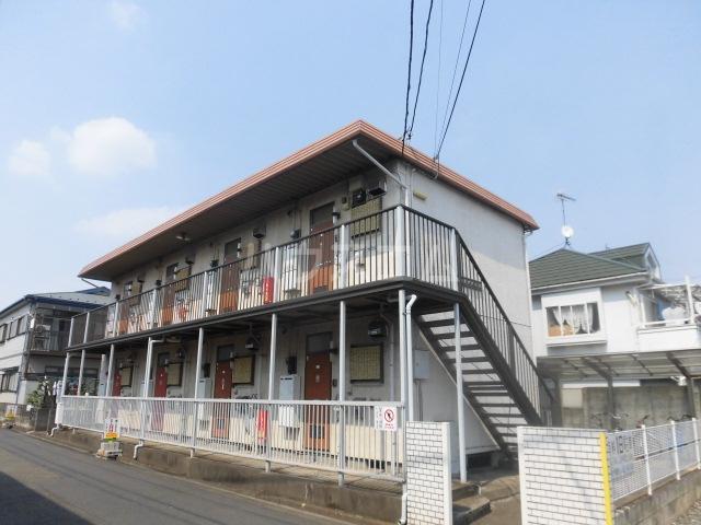 コスモハイツ小川外観写真