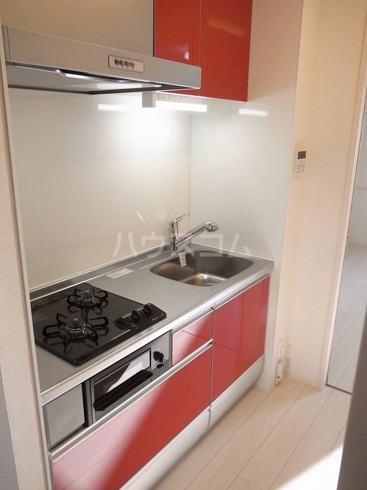 セレッサ ウーノ 102号室のキッチン
