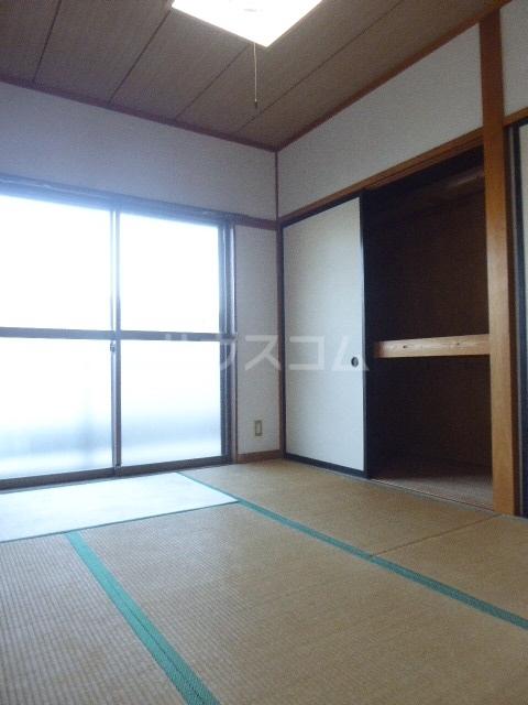 竹ノ下コーポB 3号室の居室