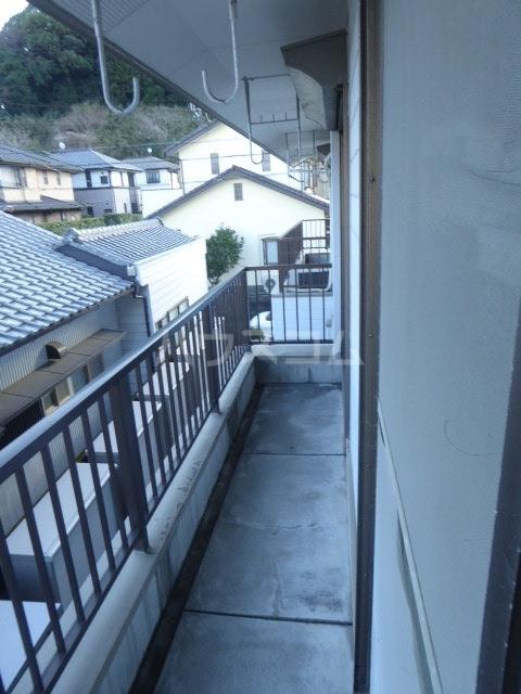 竹ノ下コーポB 3号室の景色