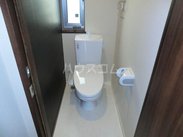 ラマージュガーデン壱番館のトイレ