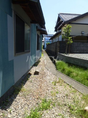 楠新田戸建ての庭