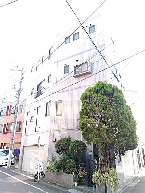勝倉ビルの外観