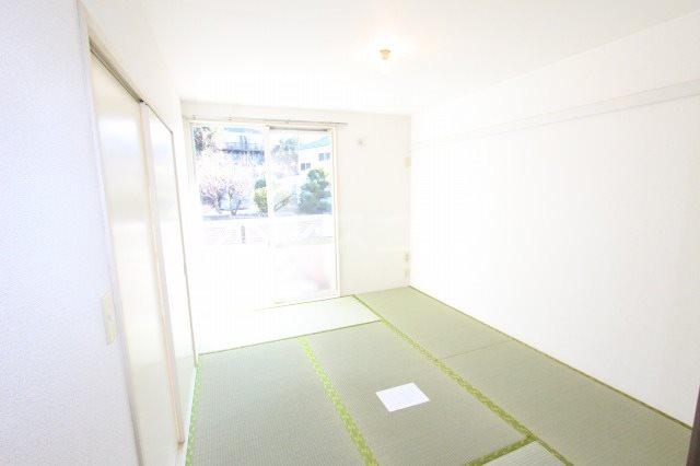 ハイツエバーグリーン 101号室のベッドルーム