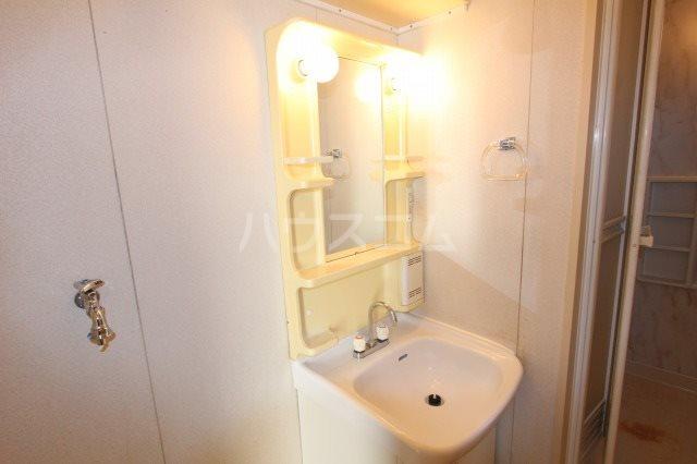 ハイツエバーグリーン 101号室の洗面所