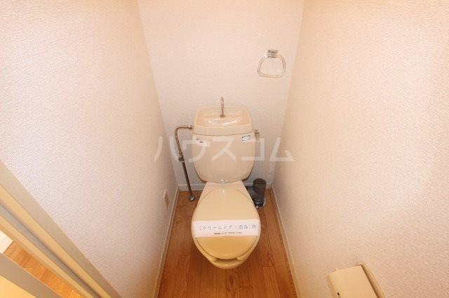 ハイツエバーグリーン 101号室のトイレ