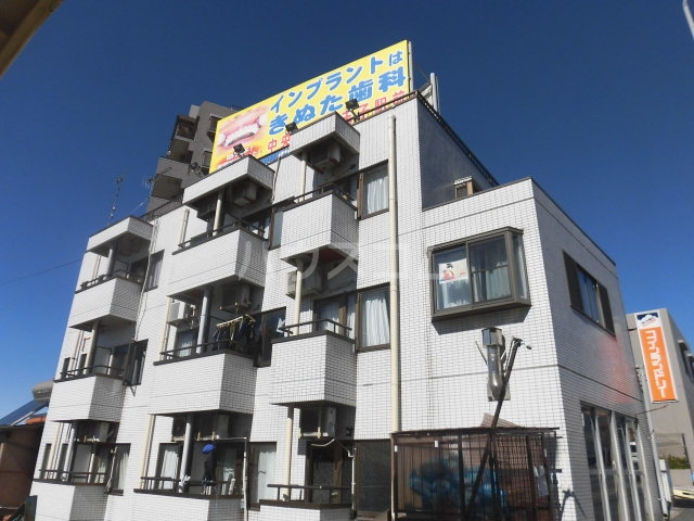 富士見マンションの外観