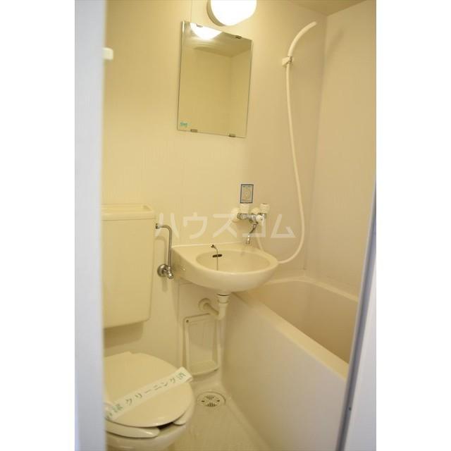 フラットヨシダ 201号室の風呂