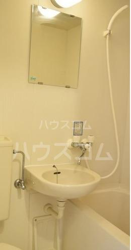 フラットヨシダ 201号室の洗面所