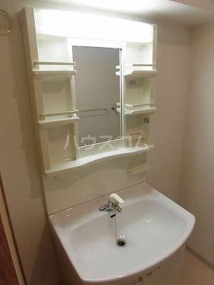 アレグリア 201号室の洗面所
