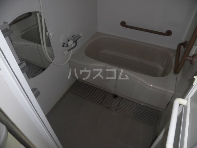 エスパスハマノ 501号室の風呂
