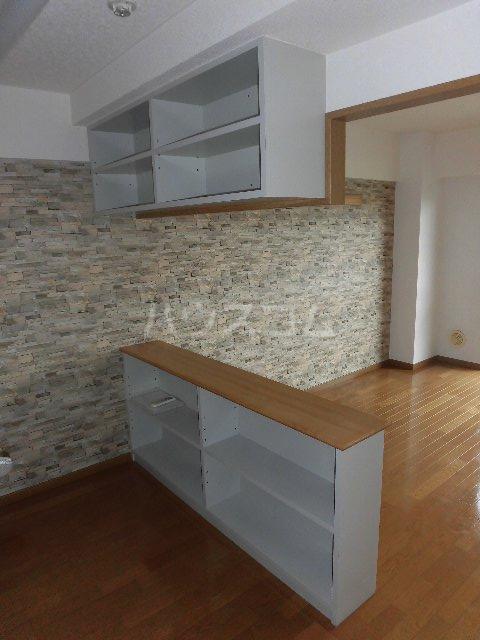 エスパスハマノ 501号室のキッチン