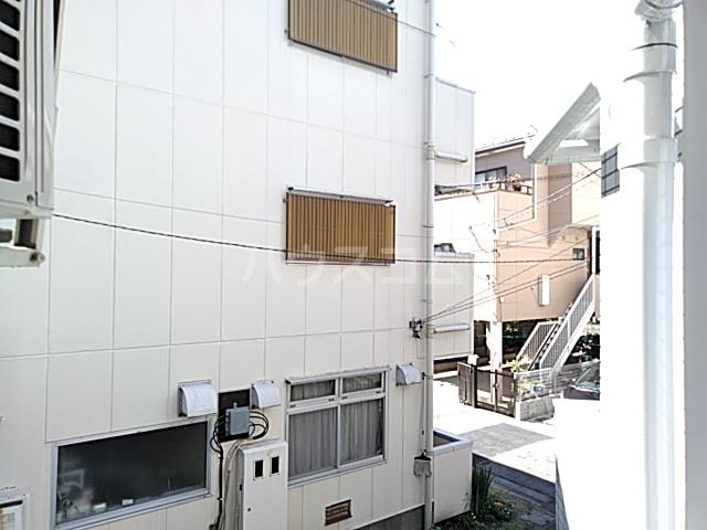 DOM二子新地 101号室の景色