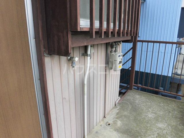 第3矢嶋荘 203号室の設備