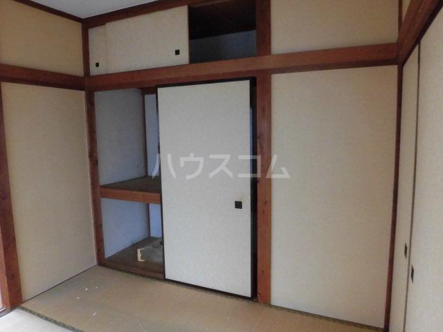 第3矢嶋荘 203号室の収納
