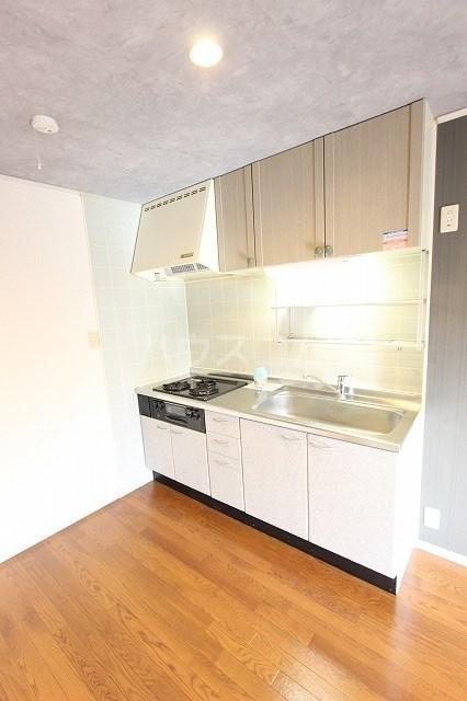 エンブレム 203号室のキッチン