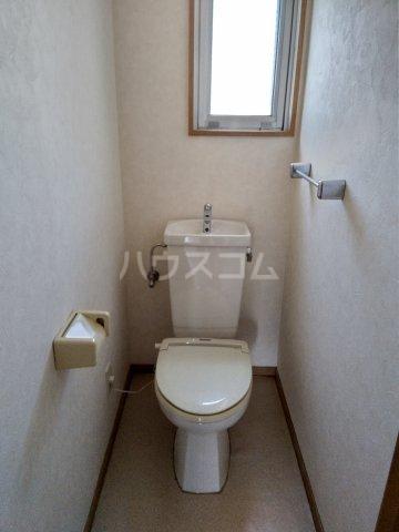マロン・ドゥムール 403号室のトイレ