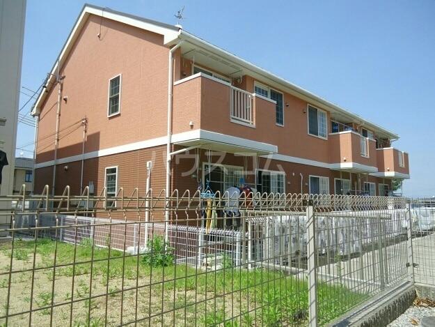 LUCKY HOUSEの外観