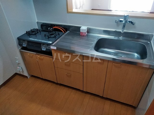 エスポワールⅡ 101号室のキッチン
