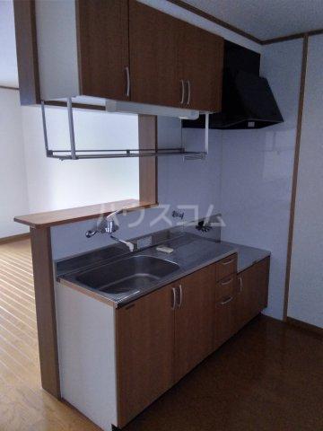 キャプリコーン エス B 103号室のキッチン