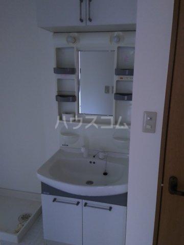 キャプリコーン エス B 103号室の洗面所