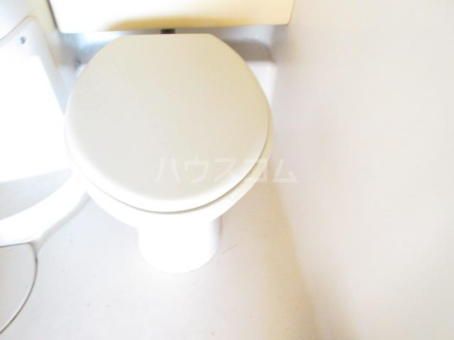 プチハイツ伊東 303号室のトイレ