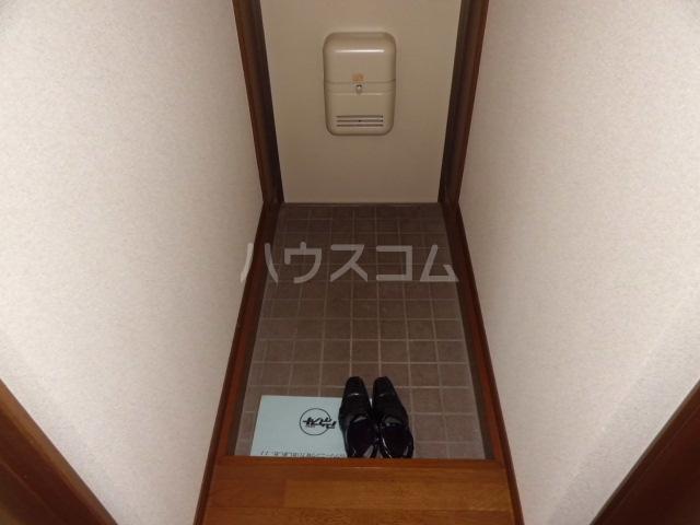 アコール 103号室の玄関