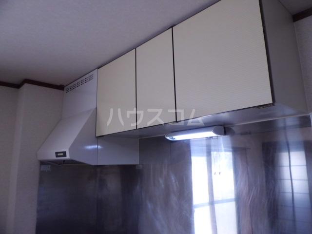 アコール 103号室のキッチン