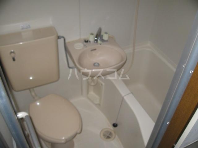 プリンセス泉 303号室の風呂