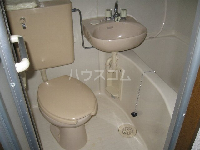 プリンセス泉 303号室のトイレ
