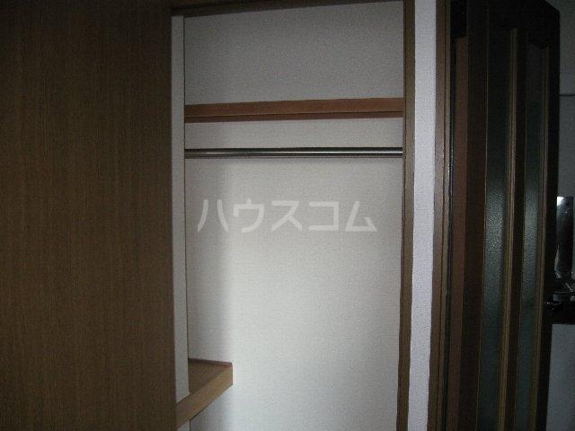プリンセス泉 303号室の収納