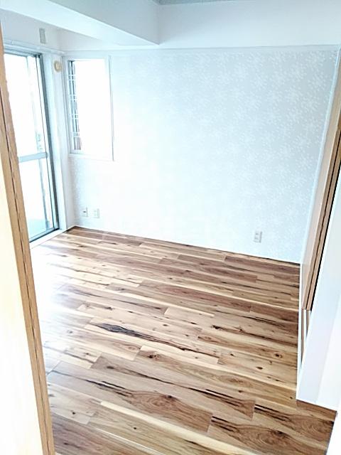 ベルガーデン向山1号館 300号室のベッドルーム