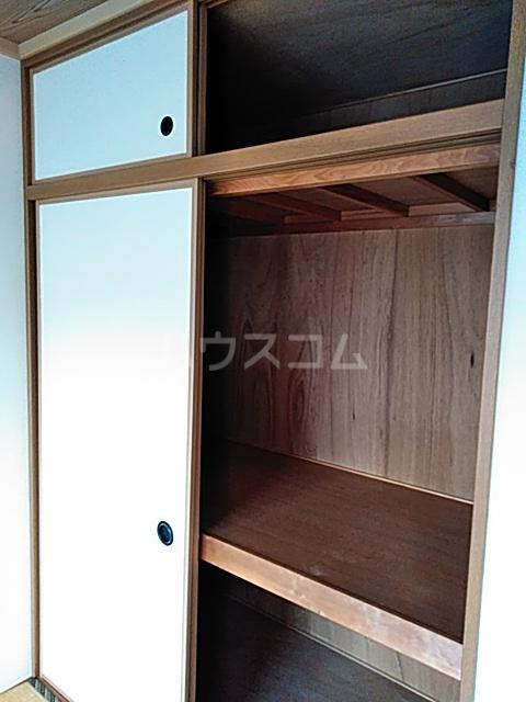 シティ・ナカヤマ A 202号室の収納