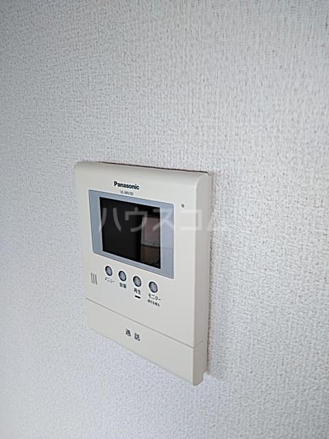 シティ・ナカヤマ A 202号室のセキュリティ