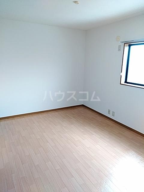 シティ・ナカヤマ A 202号室のベッドルーム