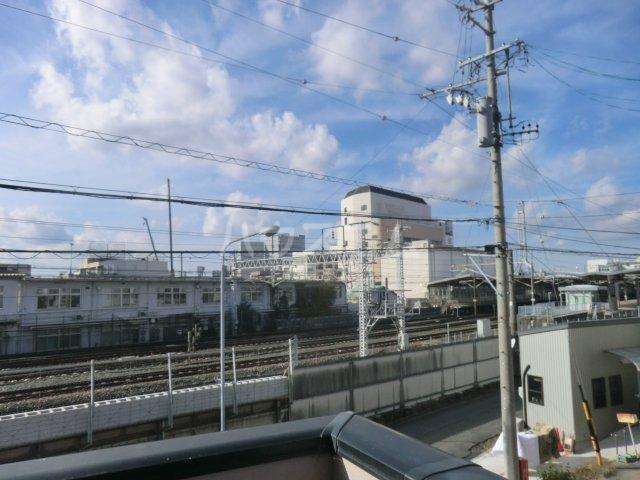 梅田ビル 205号室の景色