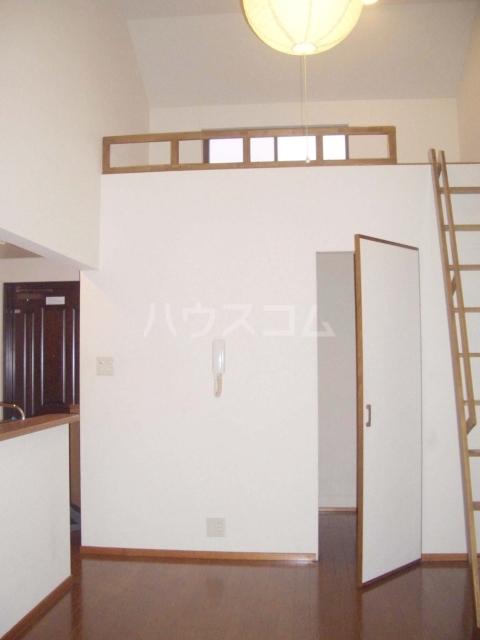 セザンヌ多米 205号室のトイレ